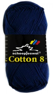 Scheepjes Cotton8 527