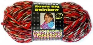 Scheepjeswol Roma Big Rainbow 10