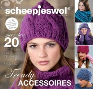 Scheepjeswol boek 53 - Trendy Accessoires