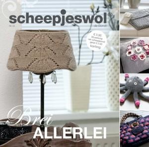 Scheepjeswol boek 54 - Brei Allerlei